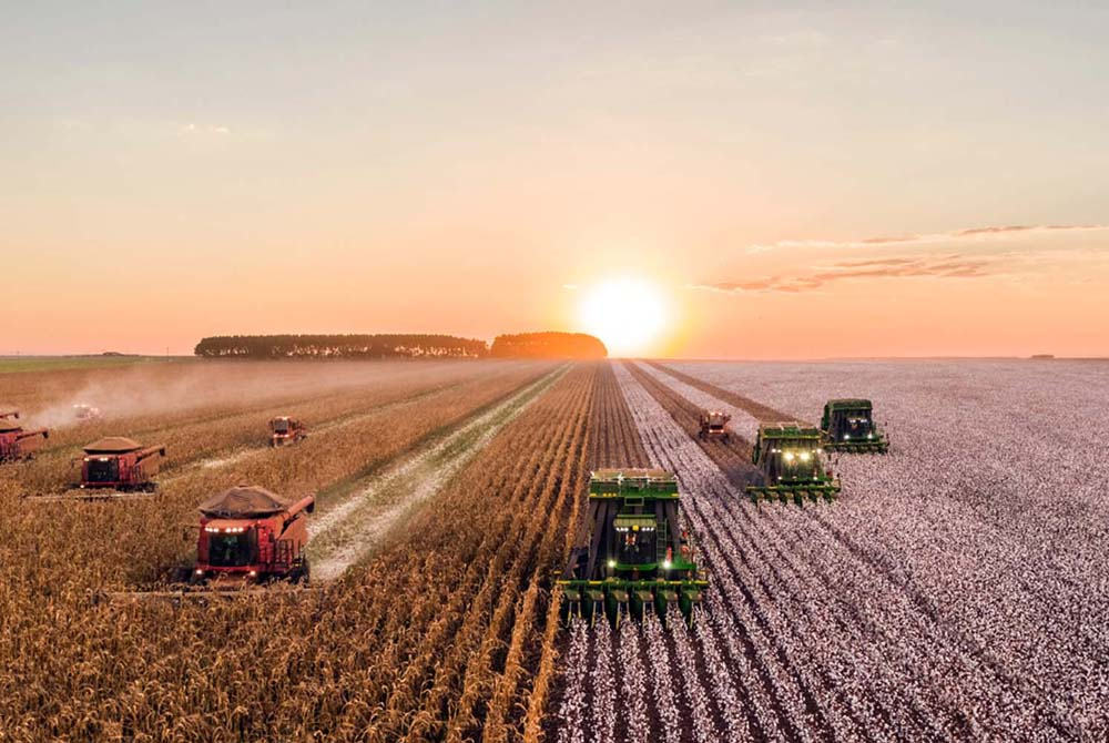Technology uses in Agriculture Field